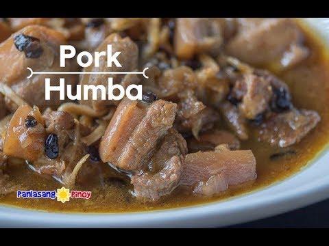 Pork Humba- Panlasang Pinoy