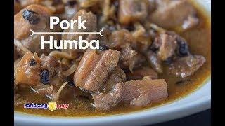 How to Cook Pork Humba
