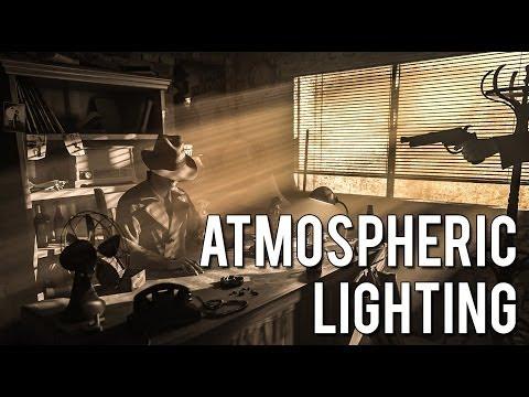 How to Make Atmospheric Lighting in Blender