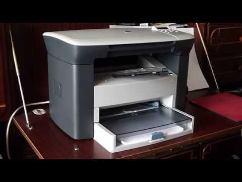 HP M1005 MFP Copying