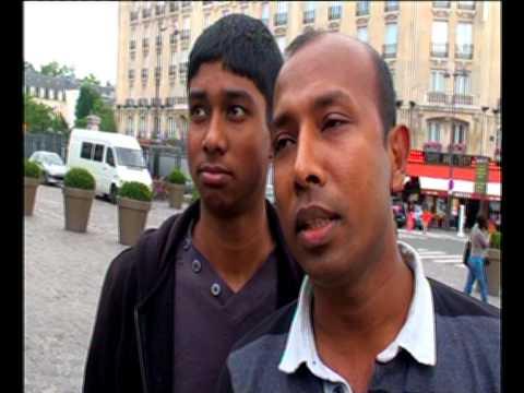 Bangladeshi people in France, Asylum Problem News, Islamic TV