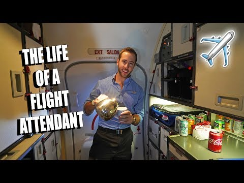 3 DAY TRIP | THE LIFE OF A FLIGHT ATTENDANT Ep. 46