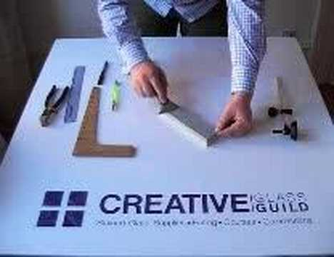Creative Glass Guild - Guide to sharpening a leading knife