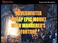 Neverwinter Get Your EPIC GRIFFON WITH WANDERER'S FORTUNE ABILITY Siege of Neverwinter