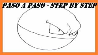 Como dibujar a Mew Pokmon Legendario l How to draw a Legendary