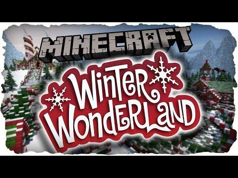 NEUES COMMUNITY PROJEKT !!! - Minecraft Winter Wonderland 🎄