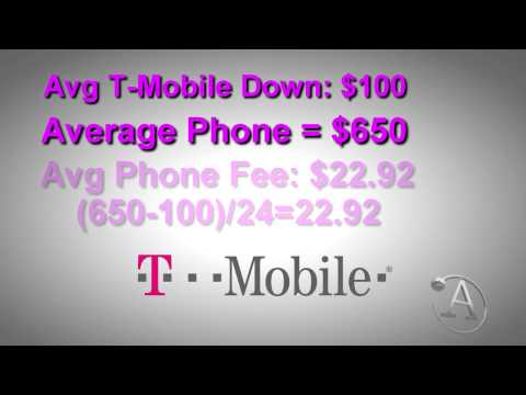 ALC: T-Mobile Jump, AT&T Next and Verizon Edge Plans