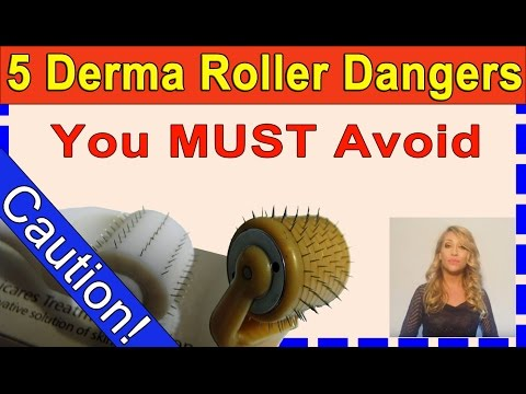5 Derma Roller Dangers You Must Avoid to Stop Micro Needling/Dermal Needling Side Effects - Part I