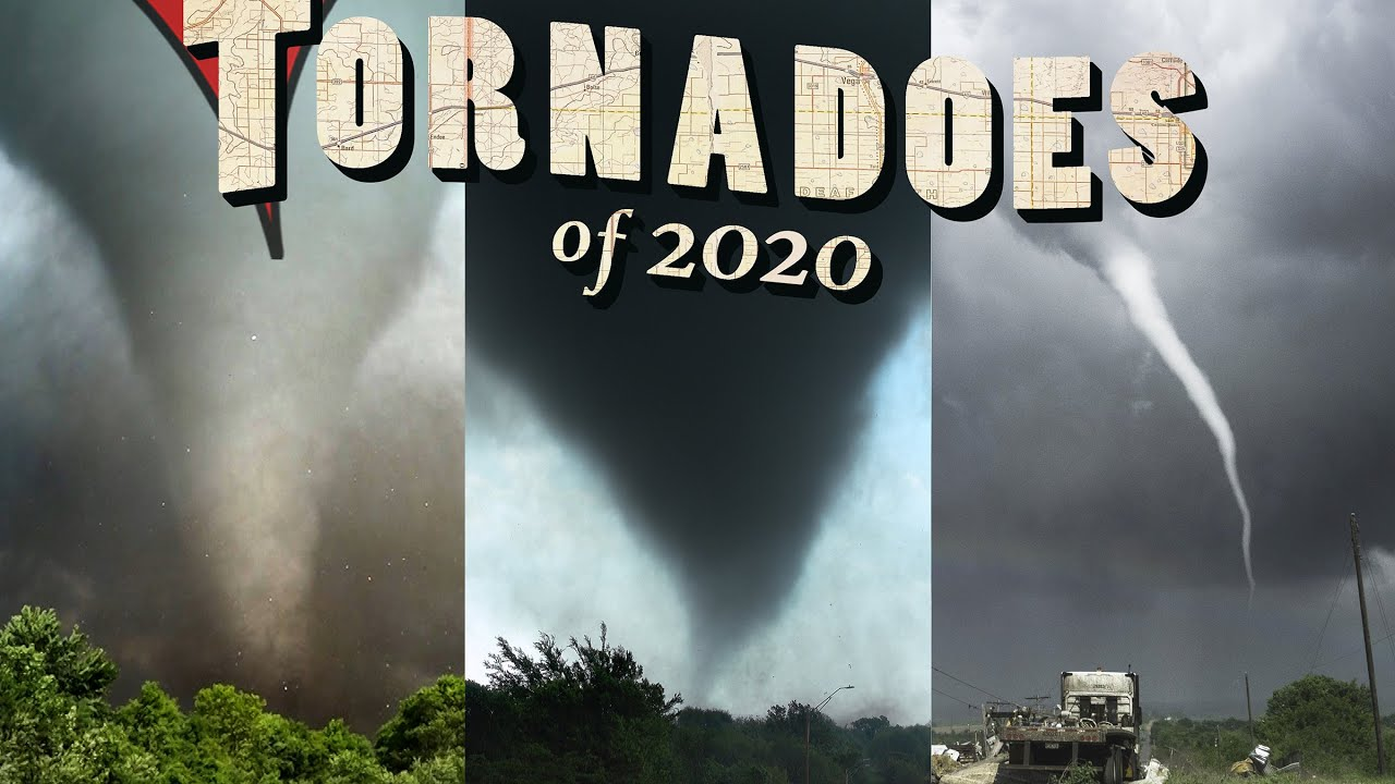TORNADOES OF 2020 - Is it over yet?
