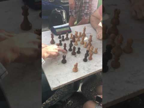 No Board Chess: IM Greg Shahade vs GM Mesgen Amanov