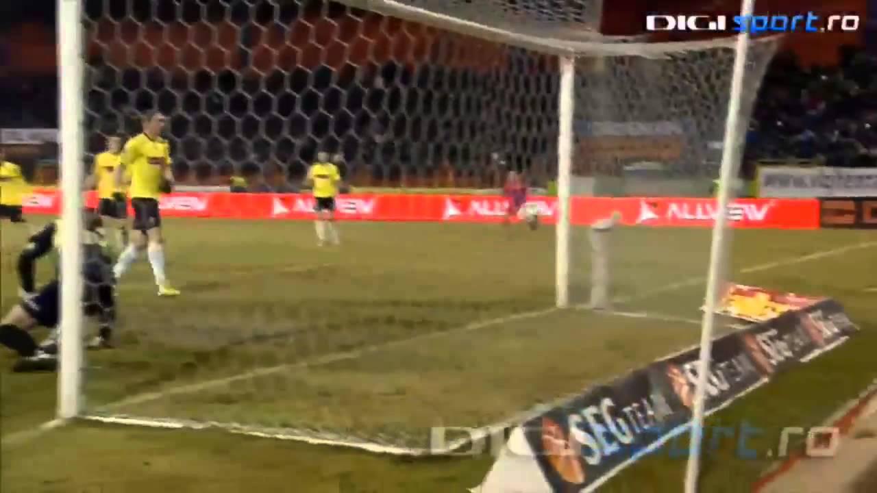 Ceahlăul - Steaua 3-4. Meci fantastic sub Pietricica