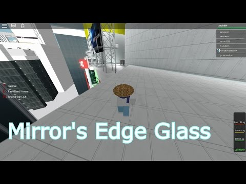 Roblox: Glass - Mirror's Edge: Shadows of November (UPDATE LIVE!) -