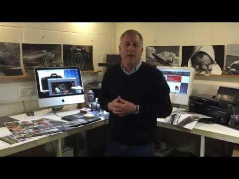 Black & White Inkjet Printing in three easy steps - from www.marrutt.com