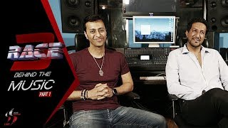 Salim Sulaiman | Race 3 - Behind The Music | Part 1