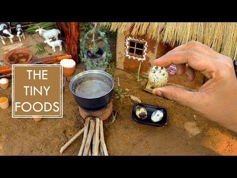 E19 | Tiny Egg Pakoda Recipe | The Tiny Foods