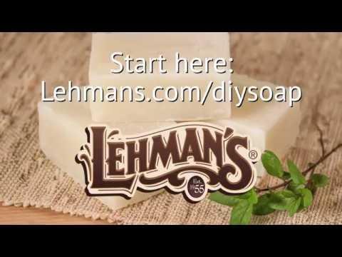 Homemade Soap in 10 Steps