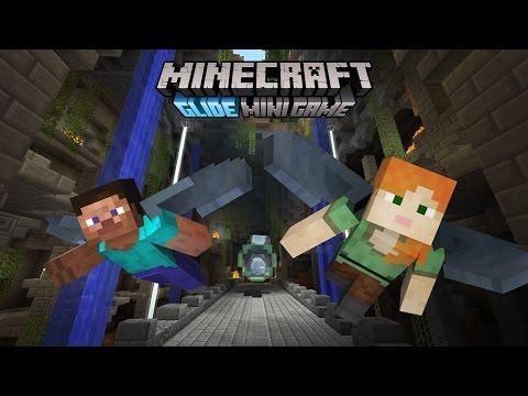 Minecraft: Xbox One Edition - Split Screen to Split Head!!! [GLIDE] - MINI GAMES