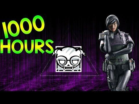 What 1000 Hours of DOKKAEBI Looks Like - Rainbow Six Siege