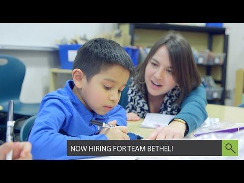 Bethel School District is Hiring!