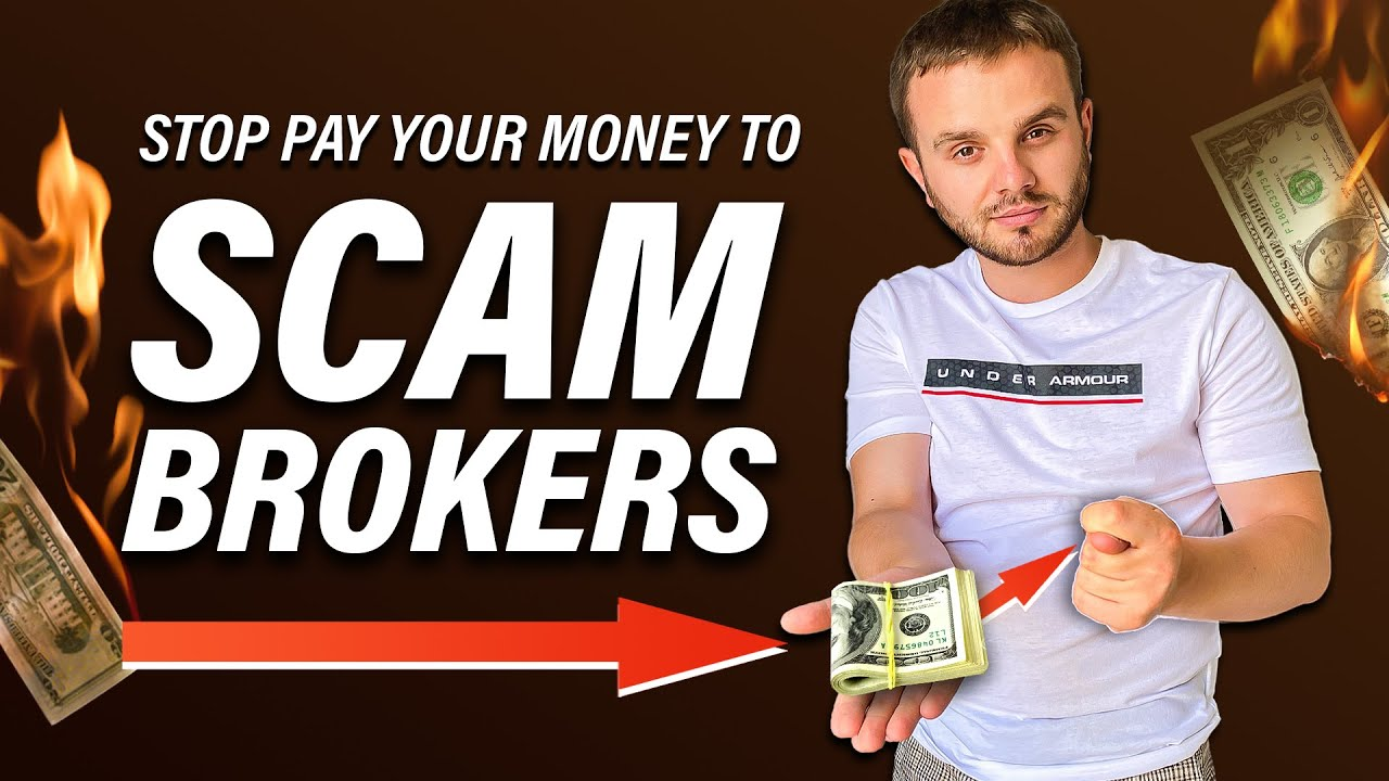 YOU WILL IDENTIFY SCAM BROKER IN 1 MINUTE!