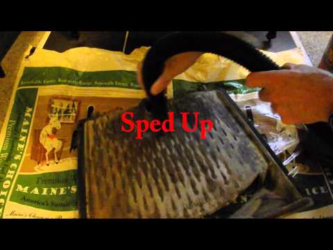 DIY - How to clean your Pellet Stove