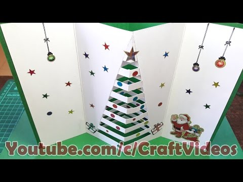 Kids christmas craft 3d greetings card christmas card ideas how to make christmas cards for kids 2016 pop up christmas greeting cards for kids m4hsunfo