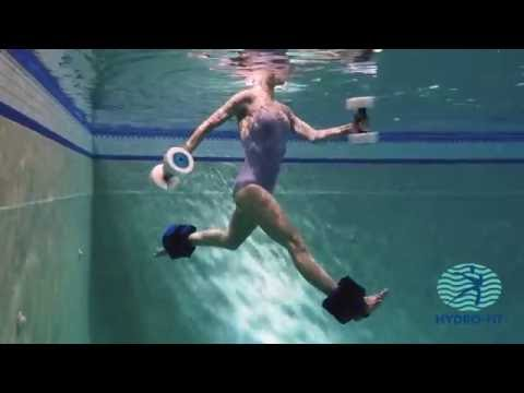 HYDRO-FIT® Water Exercise: Deep Water Cross-Country Ski