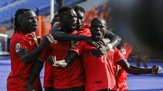 AFCON 2019   DR Congo vs Uganda   Highlights