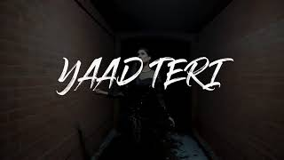 YAAD TERI - OFFICIAL TEASER 2018 - DJ SAM FT. HARBHAJAN TALWAR XLNC