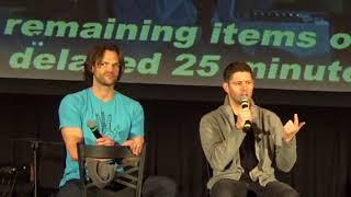 SPNNASH 2018 Jared and Jensen Main Panel