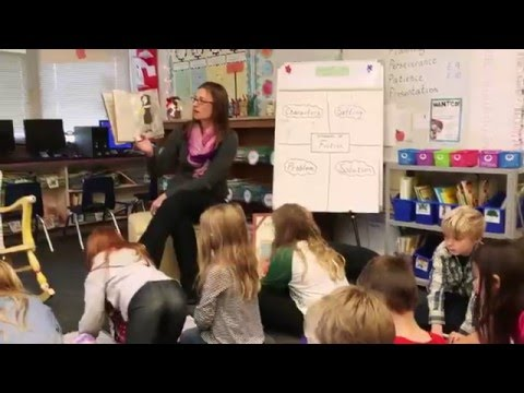 First Grade Focus Lesson 2: Story Elements Application (Problem & Solution)