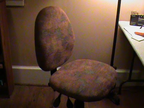 Upholstering The Office Chair