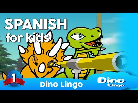Learn Spanish for kids - Learning Spanish for children - Spanish language lessons