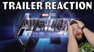 Download Avengers Endgame Trailer Reaction Video