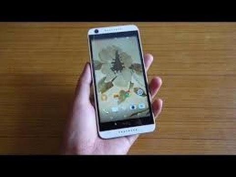 HTC Desire 626G+ - How to take SCREENSHOT