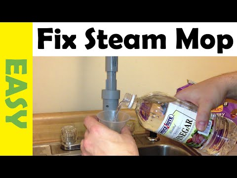 SOLVED: How to Fix a Broken Shark Steam Mop