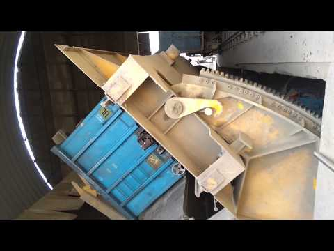 Tippler Which Is Used To Unload Material From Boxn Wagon In Indian Railway That Is Tippling 1