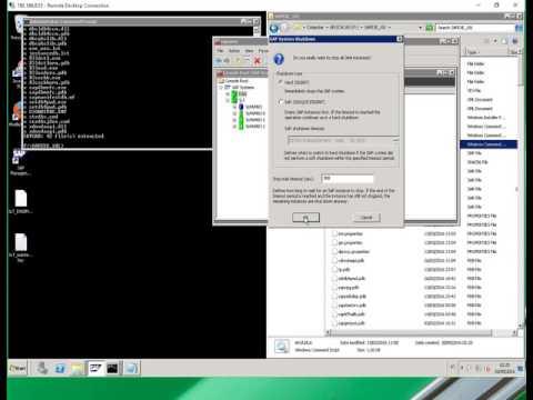 update sap kernel