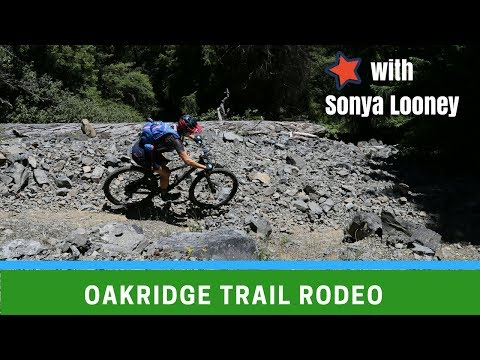 Oregon Mountain Bike Trails: MoonPoint and MiddleFork