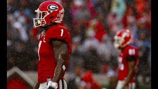 Sony Michel     Best RB in the Draft     Career Highlights HD