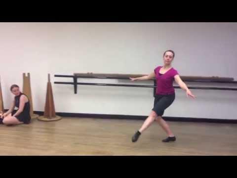 Balancé or Waltz: ballet class tutorial:  (beginner)