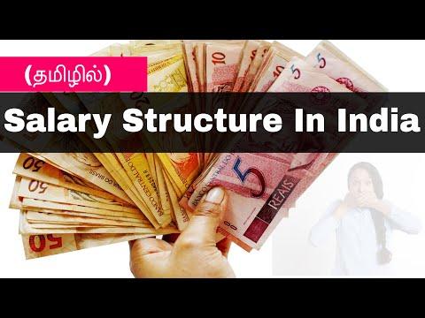 (தமிழ்) Salary Structure