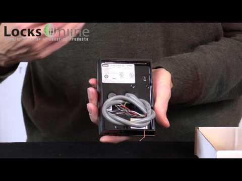 HID RPK40 Keypad and Proximity Card Reader   LocksOnline Product review