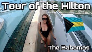 Tour of the Hilton, Resorts World Bimini 🏝 Bimini, Bahamas 🇧🇸