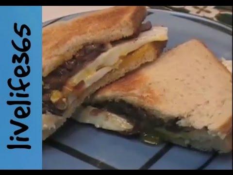How to...Make a Killer Fried Egg and Onion Sandwich