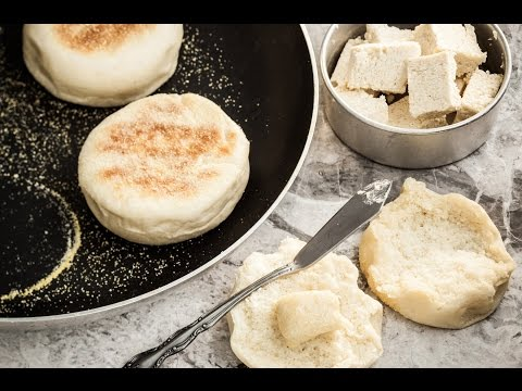 How to Make English Muffins