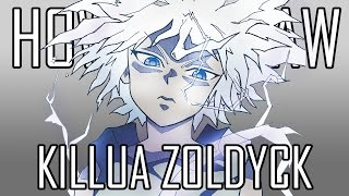 Child Killua Is So Cute The Most Adorable Assassin Ever