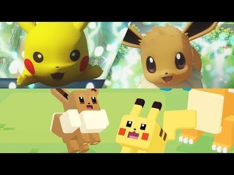 UK: Pokémon 2018 Video Game Press Conference