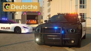 Sergeant Cooper, das Polizeiauto (Deutsche) - Real City Heros (RCH)   Videos für Kinder