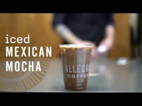How to Make an Iced Mexican Mocha